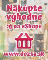 Nakúpte výhodne aj na Dozsa.sk